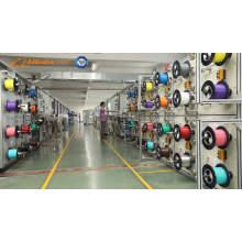 4-ядерный многослойный бронированный волоконно-оптический кабель lszh для внутреннего монтажа OM2