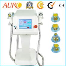 Machine de soins du visage faciale RF et de traitement de refroidissement fractionnel