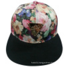 Baseball Cap with Flat Peak SD16