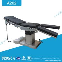 A202 Table d'opération neurochirurgicale complète électrique-hydraulique