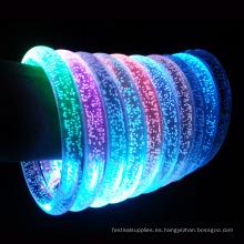 pulsera de acrílico de alta calidad led