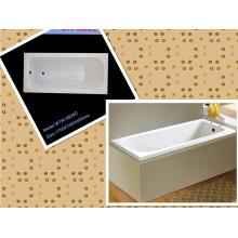 Один конец один башмачок в глубокой/глубокой ванной