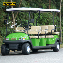 Cheap 12 seater golf cart electric golf buggy car sightseeing mini bus