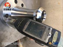 Flangeolet ASTM B564 UNS N06625 RTJ Inconel 625 Flangeolet com testes de PT.