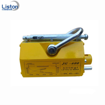 Hot Sale 5000kg Magnet Lifter Steel Plate Lifter
