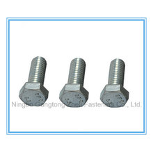 M5-M45 of Hexagon Head Bolts with Carbon Steel
