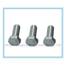 М5-М45 головки шестигранные болты с сталью углерода
