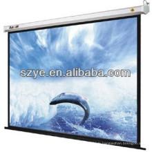Moteur tubulaire à écran tactile sans fil pour écran de projection