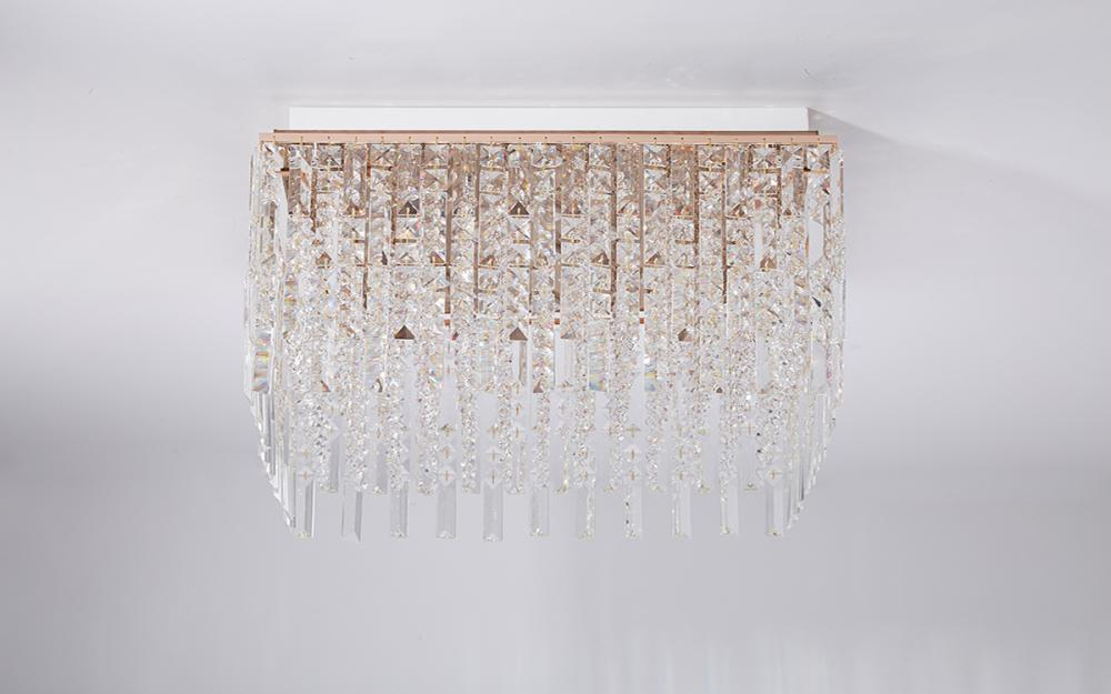 Crystal Ceiling Light Quotes