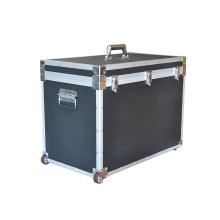 Caso de armazenamento de equipamento de instrumento de liga de alumínio