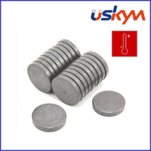 Hard Ferrite Disc Ferrite Magnets with Dimple Hole (D-009)