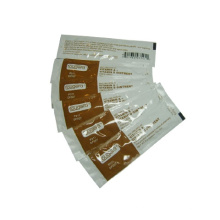 Pacote de pomada anti-cicatriz