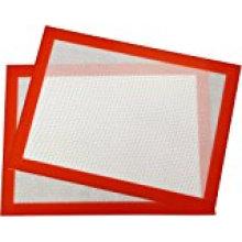 Non-Stick Easy-Cleaning Forros de silicona para hornos