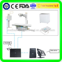14''x 17'' Cassette-size Wireless x ray detactor/x-ray flat panel detector for x-ray radiography in medical dianostic clinic