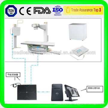 14''x 17 '' Cassette-Größe Wireless x ray Detactor / Röntgen-Flat-Panel-Detektor für Röntgen-Röntgenaufnahmen in der medizinischen Dianostik-Klinik