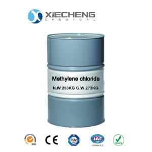 MDC Methylene chloride Dichloromethane for high purity