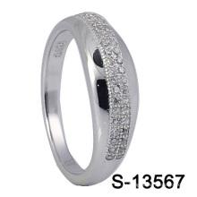 Серебро 925 пробы CZ Кольца S-13567)