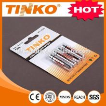 Carbono zinco pilhas tamanho AAA 1.5 v