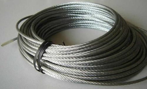 smooth steel wire rope lifting sling