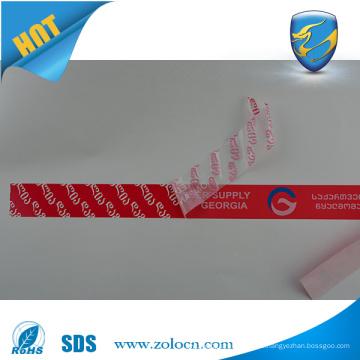 Batterieaufkleber Etiketten / VOID Polyster Etikett / heiße Verkauf void Etiketten