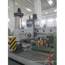 Fixação Hidráulica e Velocidade da Máquina de Perfuração Radial (Z3063X20A)