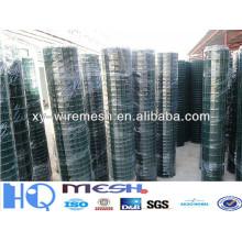Maille métallique soudée recouverte de PVC de toutes sortes de spécifications à vendre