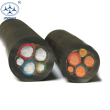 With Lower Price copper conductor 4 cores pvc insulated power wire cable