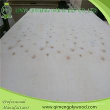 Produzca y exporte la madera contrachapada del álamo de 5m m con precio competitivo
