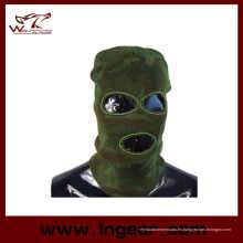 SWAT Balaclava capucha 3 agujero cabeza cara máscara punto