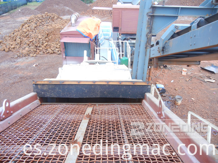 Mobile Impact Stone Crusher