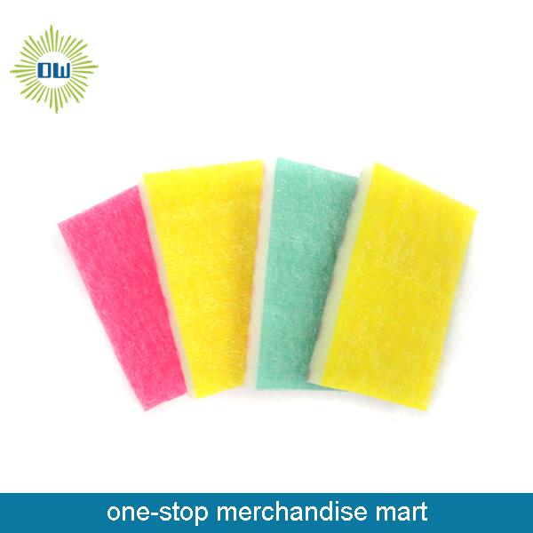 4 PC Kitchen Cleaning Sponge