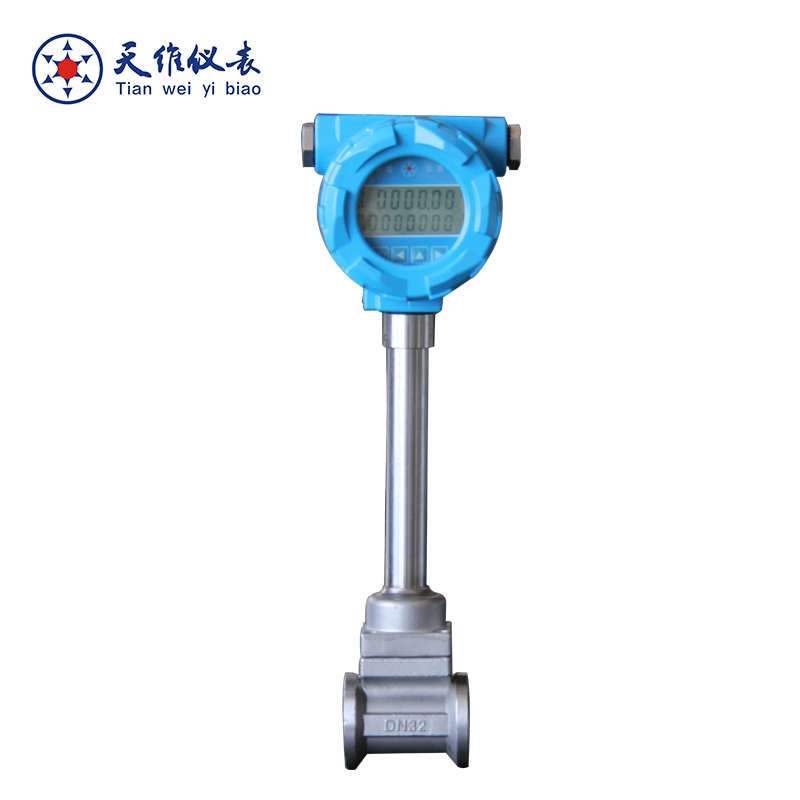 vortex steam flow meter