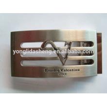 Hebilla de correa del metal de la correa de la hebilla de la venta de los fabricantes de la hebilla de la correa