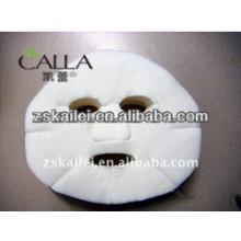 masque facial en tissu