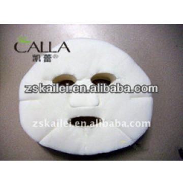 máscara facial de pano