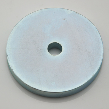 Hot Sale for Ring Magnet N35 permanent rare earth ndfeb ring magnet supply to Serbia Exporter