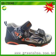 Sandálias de verão para crianças de boa qualidade