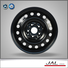 ODM and OEM steel rims car wheels with 16 inch 5 holes