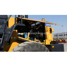 Hay Fork SEM 655D Wheel Loader