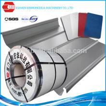 Metal Material de construcción Nano Revestimiento Alta Prepintado Bobina de acero Aislamiento de calor Rollo de acero laminado en frío