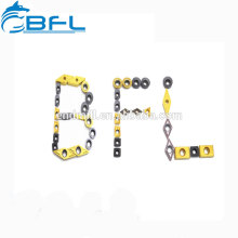 BFL Schneidwerkzeugeinsätze für die Aluminiumbearbeitung, Aluminiumverarbeitungseinsätze