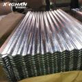 chapas de aço onduladas galvanizadas