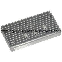 Produits de moulage sous pression en alliage de zinc (ZC0001) avec usinage CNC fabriqué en usine chinoise
