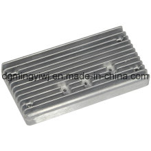 Zinc Alloy Die Casting Products (ZC0001) with CNC Machining Made in Chinese Factory