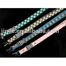 Lanière de support d'insigne de polyester de 20mm