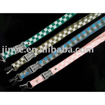 20mm Polyester Badge holder lanyard