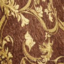 Tela de felpa al por mayor de la tapicería y tela de algodón