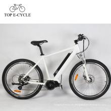 36 V 250 W suspensão bicicleta de montanha elétrica com bafang 8fun mid bicicleta de motor china