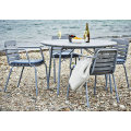 Outdoor Aluminum Furniture Polywood Beach Chair (S297; D597)