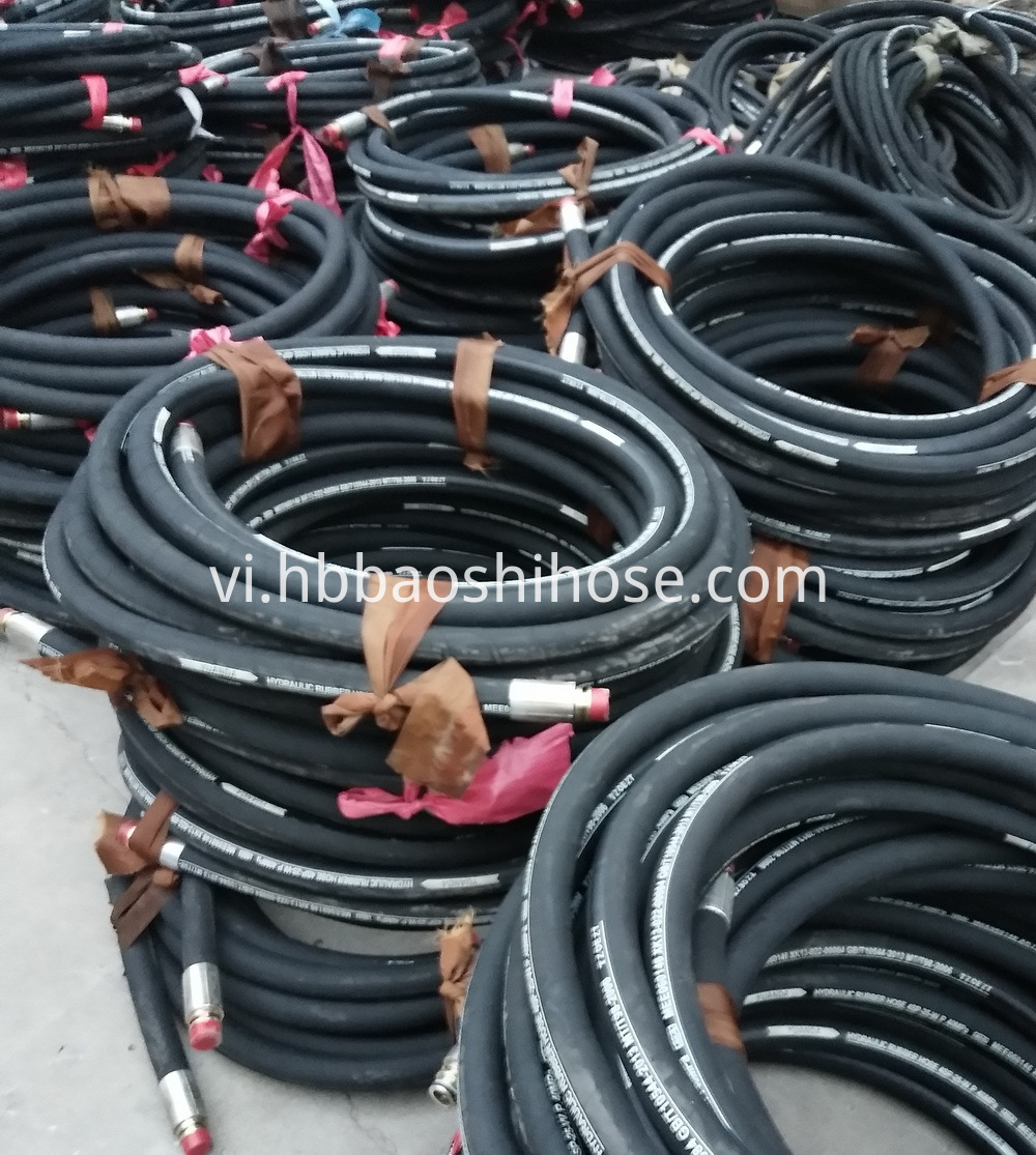 Coal Hydraulic Hose